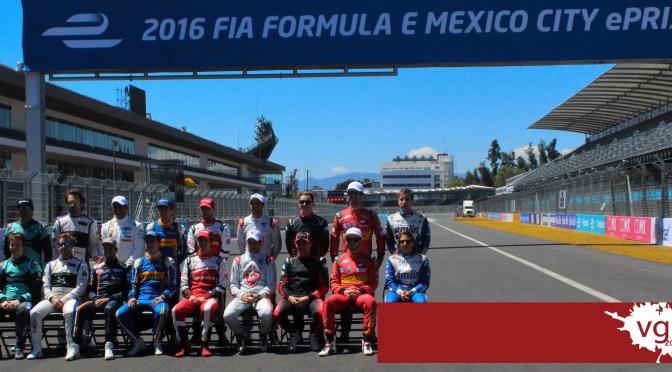 Todo listo para el ePrix de México en el Autódromo Hermanos Rodríguez