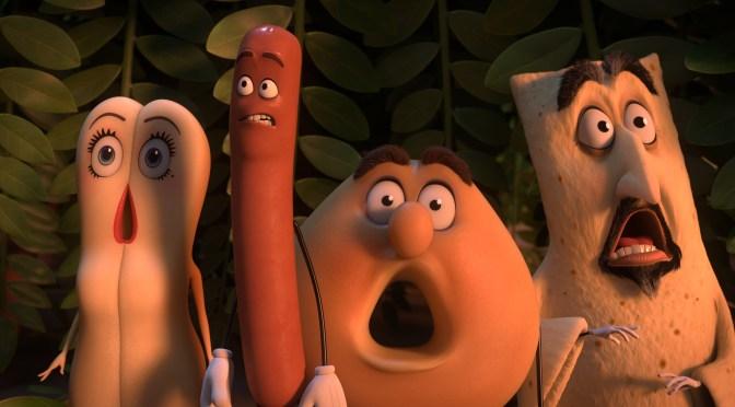 Primer tráiler de Sausage Party, una película animada clasificación C de Seth Rogen