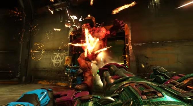 Conoce los Demonios, Power Ups y Armas que verás en Doom