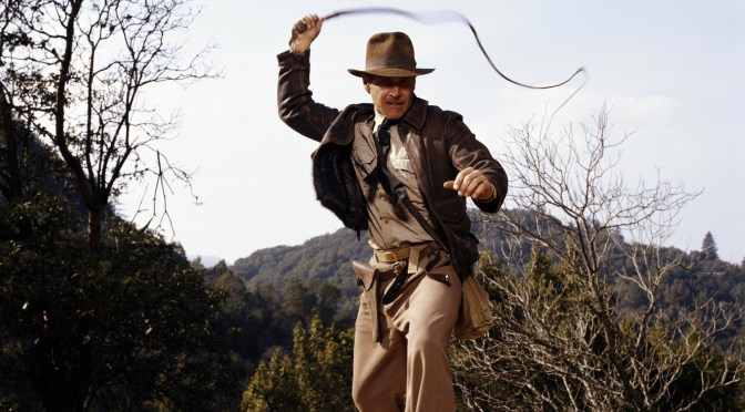 ¡Indiana Jones 5 confirmada para 2019 con Harrison Ford y Steven Spielberg!