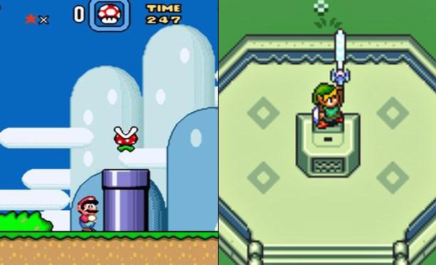 Juegos clásicos de Super Nintendo llegarán a la consola virtual de New Nintendo 3DS