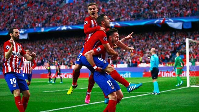 Resultado semifinales de ida de la Champions League