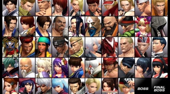 ¡The King of Fighters XIV ya tiene fecha de lanzamiento! ¡Mira los 2 nuevos tráilers!