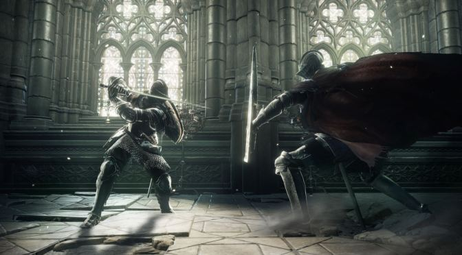 El tráiler de lanzamiento de Dark Souls III emerge de la oscuridad y las cenizas