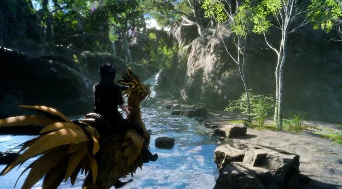 ¿Te gustaría jugar Final Fantasy XV en español o portugués?