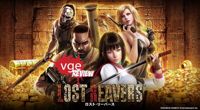 [REVIEW] Lost Reavers (Beta) – Un Free to Play con grandes promesas para el Wii U