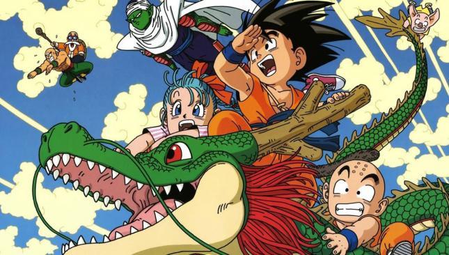 En tan solo unas horas revelan nuevo proyecto de Dragon Ball