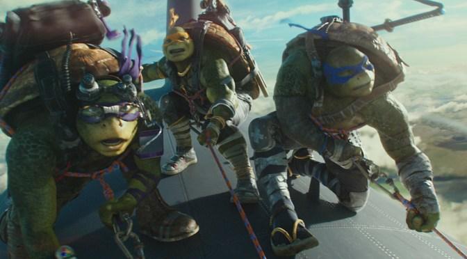 ¡Cowabonga! Aquí está el tráiler final de Tortugas Ninja 2: Fuera de las Sombras