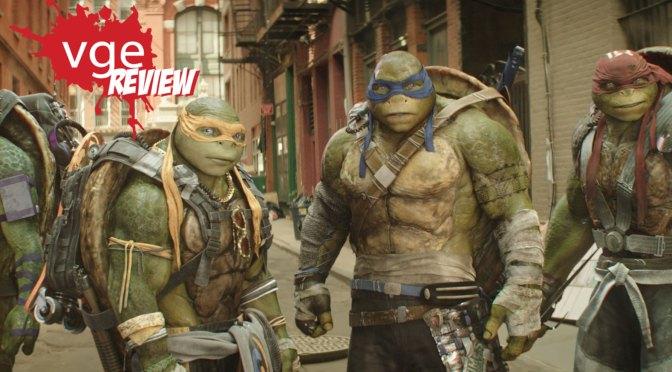 [REVIEW] Tortugas Ninja 2: Fuera de las Sombras