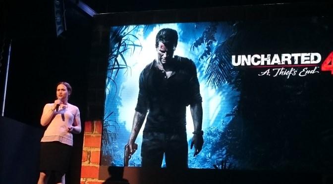 Toda la experiencia en el evento de lanzamiento de Uncharted 4