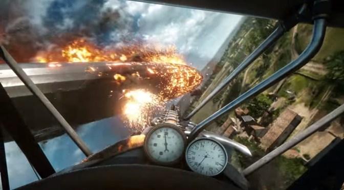 [E3 2016] Más detalles y Gameplay de Battlefield 1