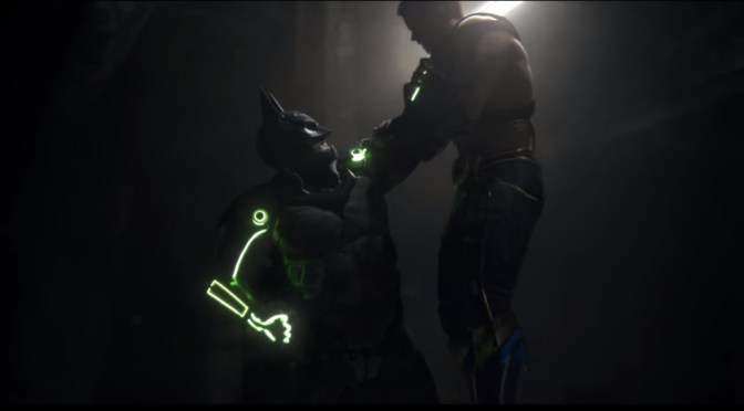 "[E3 2016] Exhibición ""Injustice 2"""