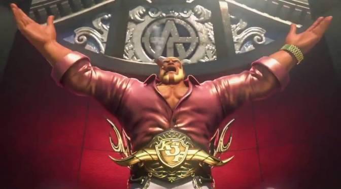 [E3 2016] El rey de los juegos de peleas abre sus puertas en el nuevo tráiler de KOF XIV