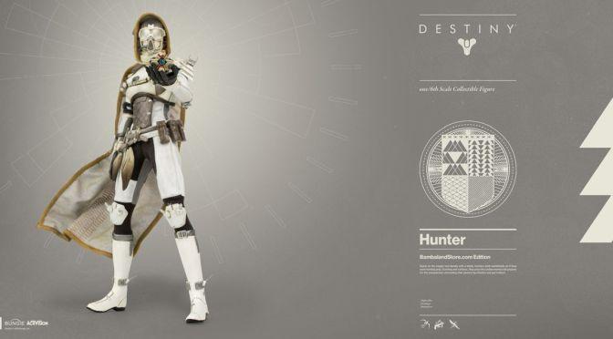 Chequen estas nuevas (y costosas) figuras de Destiny