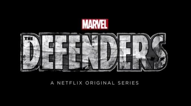 """<span class=""""entry-title-primary"""">Ya tenemos el primer teaser y logo oficial de The Defenders</span> <span class=""""entry-subtitle"""">Huele a espíritu de compañerismo</span>"""