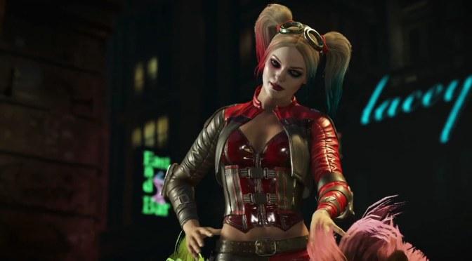 """<span class=""""entry-title-primary"""">¡Harley Quinn y Deadshot se unen al elenco de Injustice 2!</span> <span class=""""entry-subtitle"""">¡El juego ya luce como una gran mejoría del primero!</span>"""