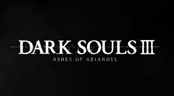 """<span class=""""entry-title-primary"""">Trailer y detalles de Ashes of Ariandel, el DLC de Darks Souls III</span> <span class=""""entry-subtitle"""">Nuevas armas, nuevos hechizos y nuevos enemigos.</span>"""