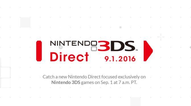 Disfruta aquí el Nintendo Direct en vivo a las 9:00 am