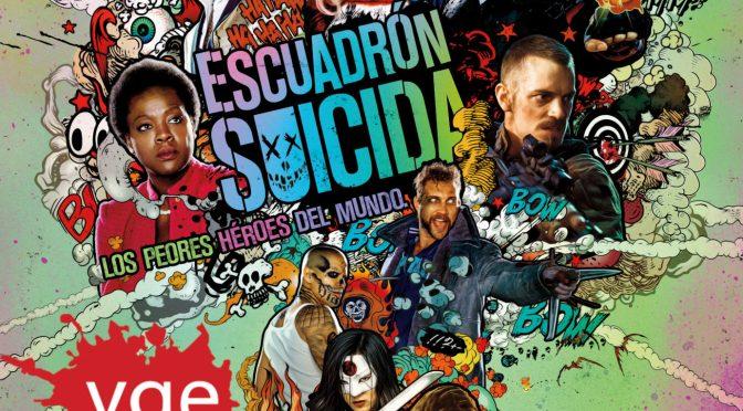 """<span class=""""entry-title-primary"""">[Review] Escuadrón Suicida</span> <span class=""""entry-subtitle"""">Ni la película, ni estos personajes, son tan malos como dicen</span>"""