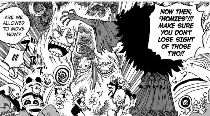 """<span class=""""entry-title-primary"""">JM: One Piece 835: La nación de las almas</span> <span class=""""entry-subtitle"""">¿Qué sucedió con Nami?</span>"""