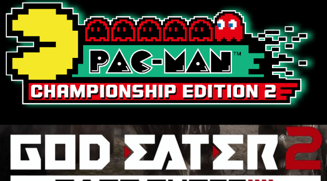 [Hands on] Pac-Man Championship Edition 2 y God Eater 2: Rage Burst PS4
