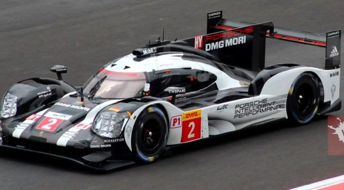 Porsche se queda con el mejor tiempo en las primeras prácticas de las 6 Horas de México