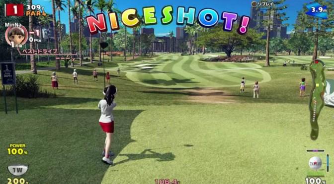 """<span class=""""entry-title-primary"""">Un nuevo Hot Shots Golf está en camino para el PS4</span> <span class=""""entry-subtitle"""">Ya parece un PlayStation Home con temática deportiva</span>"""