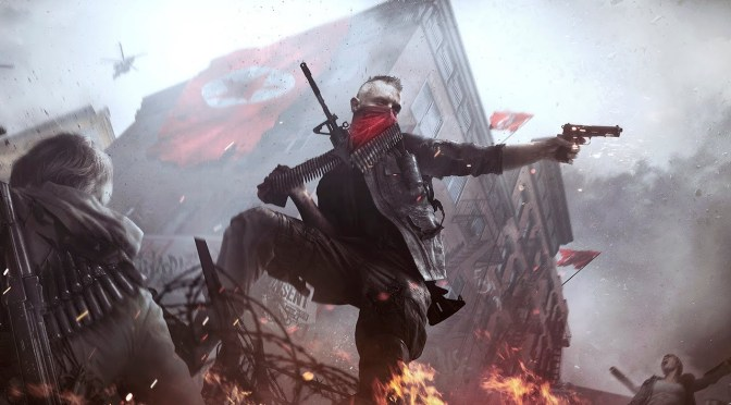 """<span class=""""entry-title-primary"""">Homefront: The Revolution ya tiene su primer DLC</span> <span class=""""entry-subtitle"""">The Voice of Freedom ha llegado a nosotros</span>"""