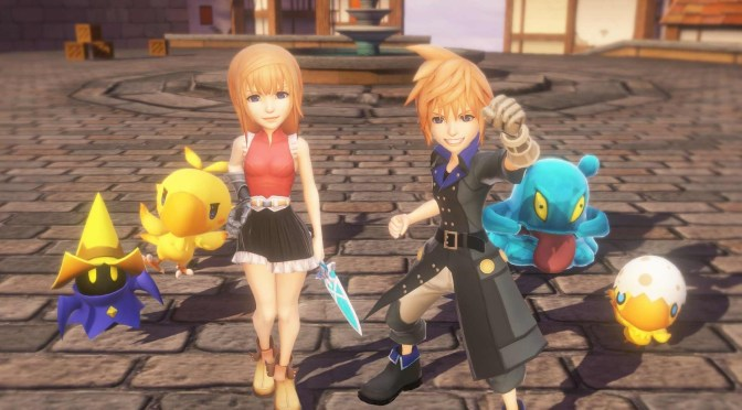 "<span class=""entry-title-primary"">[TGS 2016] World of Final Fantasy estrena trailer</span> <span class=""entry-subtitle"">Interesante Spin-off</span>"