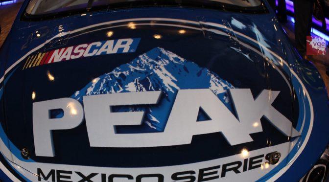 NASCAR MÉXICO SERIES regresa en 2017, con nuevo patrocinador en sus filas