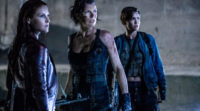 """<span class=""""entry-title-primary"""">Alice busca venganza en el nuevo trailer de Resident Evil: The Final Chapter</span> <span class=""""entry-subtitle"""">Umbrella tiene que pagar</span>"""
