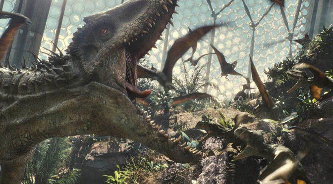 "<span class=""entry-title-primary"">Jurassic World 2 abordará el tema del maltrato animal…pero con dinosaurios</span> <span class=""entry-subtitle"">*A PETA le gusta esto*</span>"