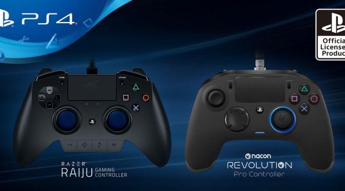 """<span class=""""entry-title-primary"""">Sony anuncia dos nuevos mandos para profesionales</span> <span class=""""entry-subtitle"""">Diseñados especialmente para la comunidad pro</span>"""