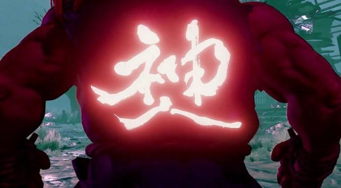 """<span class=""""entry-title-primary"""">¡Finalmente, Akuma llegará a Street Fighter V!</span> <span class=""""entry-subtitle"""">¡Messatsu!</span>"""