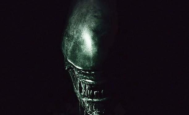 """<span class=""""entry-title-primary"""">El amenazador póster de Alien: Covenant nos aconseja una cosa, correr</span> <span class=""""entry-subtitle"""">¡Y nos adelantaron el estreno!</span>"""
