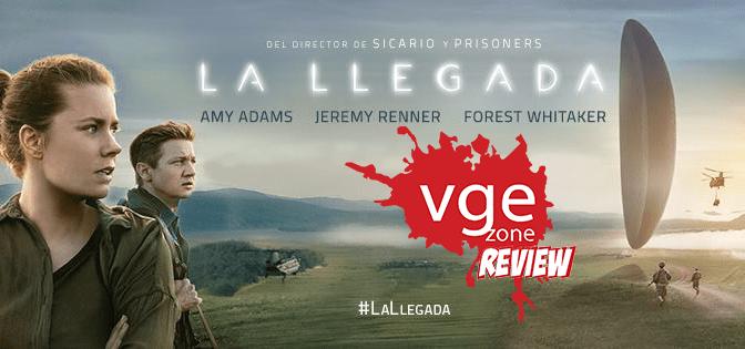 """<span class=""""entry-title-primary"""">[Review] La Llegada</span> <span class=""""entry-subtitle"""">Inteligente, emocionante, apantallante y profunda</span>"""
