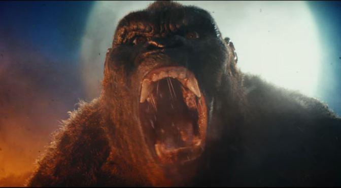 """<span class=""""entry-title-primary"""">El nuevo tráiler de Kong: Skull Island revela que el gorila no es el único monstruo de la isla</span> <span class=""""entry-subtitle"""">Y así es como van creando el camino hacia Kong vs Godzilla</span>"""