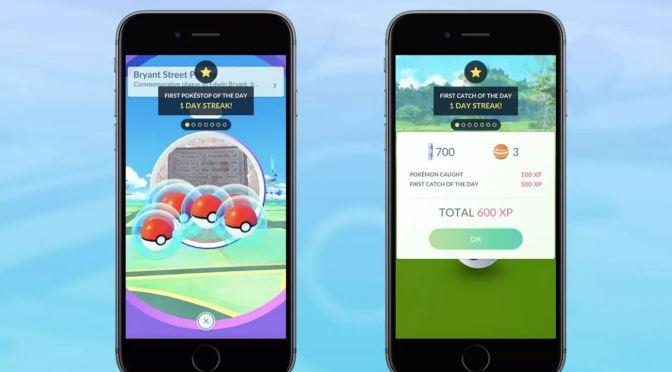 """<span class=""""entry-title-primary"""">Las recompensas diarias llegarán a Pokémon GO</span> <span class=""""entry-subtitle"""">Niantic no quiere que dejes de jugar</span>"""
