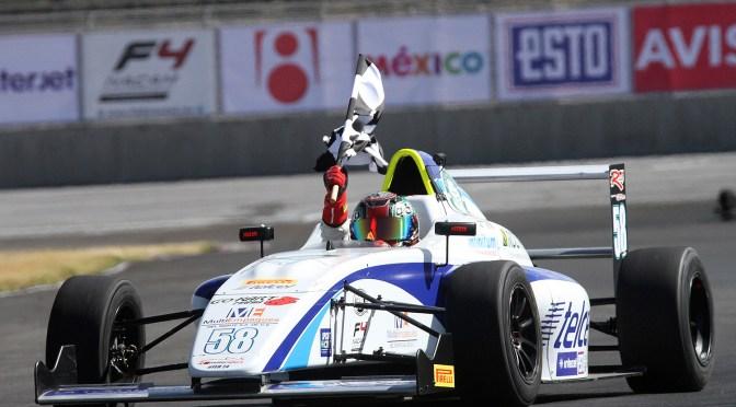"""<span class=""""entry-title-primary"""">Alfonso Pérez y Giancarlo Vecchi dividen triunfos en la F4 NACAM Puebla</span> <span class=""""entry-subtitle"""">El guyanés Calvin Ming se afianza en la cima del campeonato</span>"""
