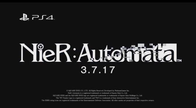 """<span class=""""entry-title-primary"""">NieR: Automata también estuvo presente en PlayStation Experience</span> <span class=""""entry-subtitle"""">Lo quiero yaaaaaaa......</span>"""