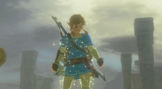 """<span class=""""entry-title-primary"""">¡Nuevo tráiler y gameplay de The Legend of Zelda: Breath of the Wild revelado!</span> <span class=""""entry-subtitle"""">Pero aún sin fecha de lanzamiento...</span>"""