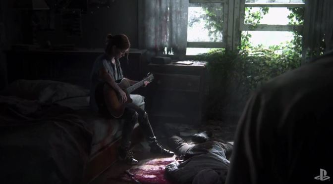 """<span class=""""entry-title-primary"""">¡The Last of Us Part II ha sido anunciado con un maravilloso video!</span> <span class=""""entry-subtitle"""">El hype está a tope. Qué manera de cerrar PSX 2016</span>"""