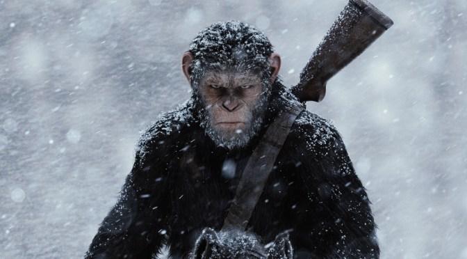 """<span class=""""entry-title-primary"""">La última batalla está por comenzar en el primer tráiler de War for the Planet of the Apes</span> <span class=""""entry-subtitle"""">Caesar está fúrico y quiere venganza</span>"""