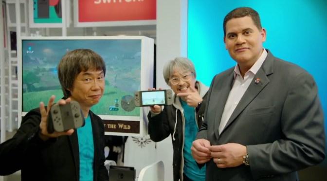 """<span class=""""entry-title-primary"""">Toda la información revelada del Nintendo Switch</span> <span class=""""entry-subtitle"""">Un breve resumen de la presentación</span>"""