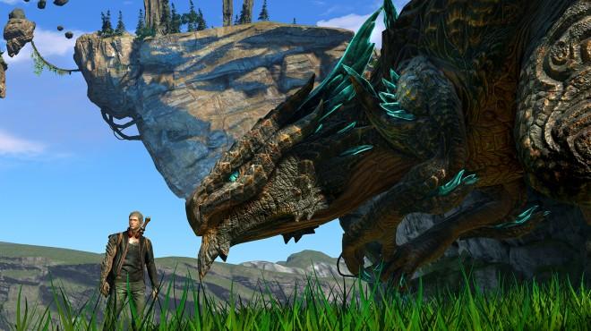 """<span class=""""entry-title-primary"""">Malas noticias, Microsoft canceló Scalebound</span> <span class=""""entry-subtitle"""">Una de las exclusivas más esperadas para Xbox One ya no verá la luz</span>"""