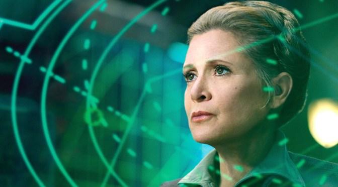 """<span class=""""entry-title-primary"""">Carrie Fisher tenía un rol importante para los próximos episodios de Star Wars</span> <span class=""""entry-subtitle"""">Es una lástima que no podremos verla para próximas entregas</span>"""