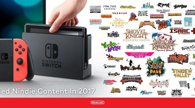 "<span class=""entry-title-primary"">¡Resumen del Nintendo Switch Nindie Showcase!</span> <span class=""entry-subtitle"">Juegos indies para aventar p'arriba</span>"