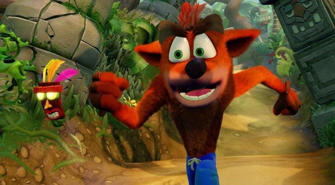 """<span class=""""entry-title-primary"""">La trilogía remasterizada de Crash Bandicoot podría llegar a otras plataformas</span> <span class=""""entry-subtitle"""">Podría, podría...</span>"""
