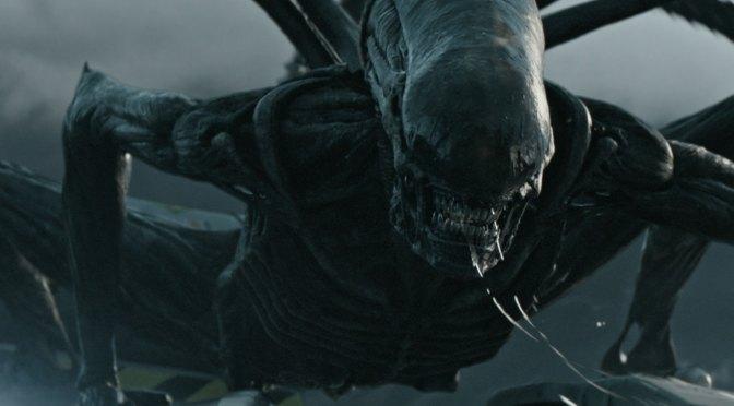 """<span class=""""entry-title-primary"""">El camino al paraíso inicia en el infierno con el nuevo tráiler de Alien: Covenant</span> <span class=""""entry-subtitle"""">Una nueva especie ha llegado para aterrorizarnos</span>"""