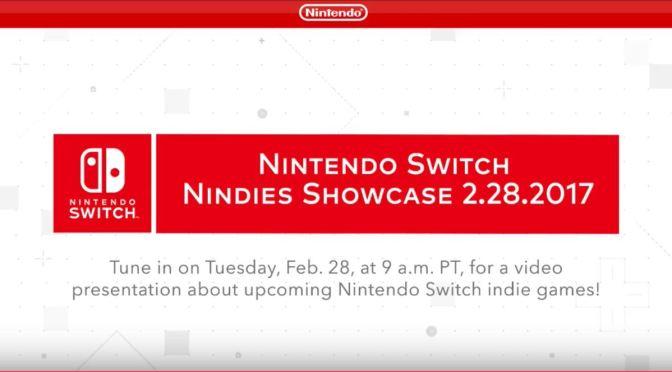 """<span class=""""entry-title-primary"""">Disfruten del Nintendo Switch Nindies Showcase en vivo</span> <span class=""""entry-subtitle"""">Los indies toman el control</span>"""